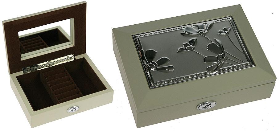 Шкатулка ювелирная MORETTO 18 13 5 см Золотая коллекция ce827021678